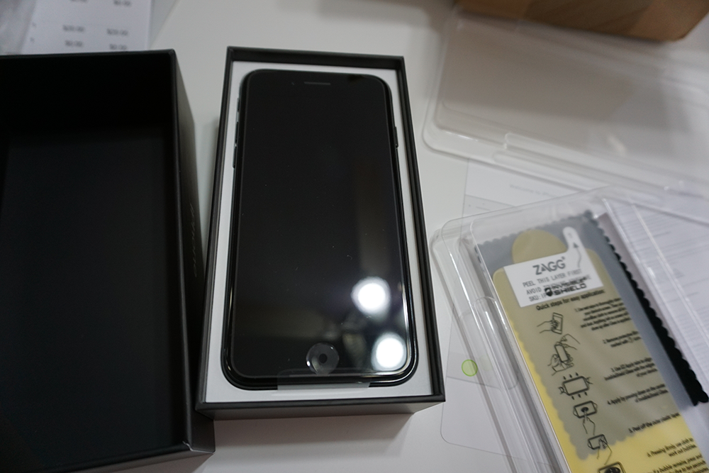 Iphone 7 Unboxing Koreabell Name